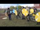 Бой на мечах 13.10.18 Рудянское