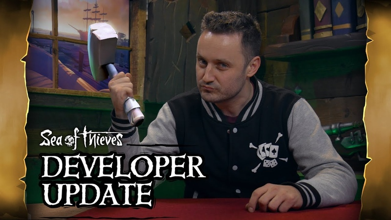 Official Sea of Thieves Developer Update: January 16th 2019
