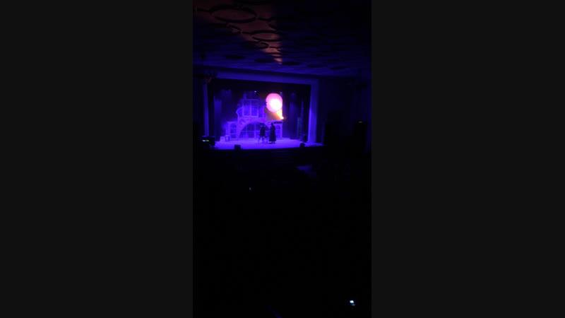 Московский Губернский театр «Маленькая колдунья»