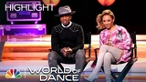 NE-YO &amp Mel B Mentor Sean &amp Kaycee - World of Dance 2018 (Episode Highlight)