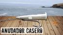 NUDO DE PESCA fácil con ANUDADOR CASERO