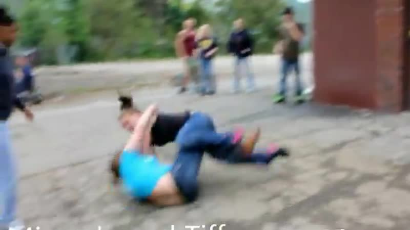 KIEB Girl Fight YouTube