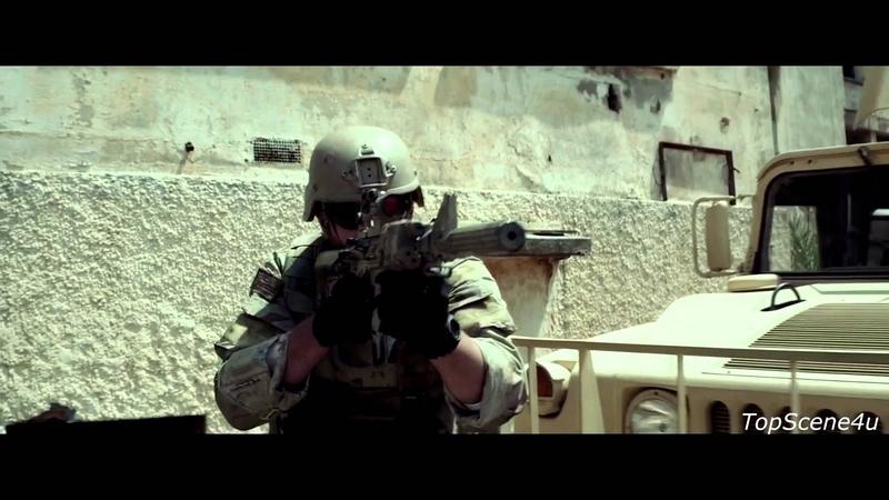 American Sniper Best Scenes [1080p]