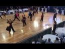 Чемпионат мира по 10 танцам. Румба