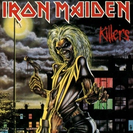 Альбом Iron Maiden Killers