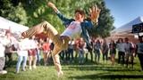 HIGH SCHOOL DANCE BATTLE V! FRESHMAN DANCE OFF! (Kaycee Rice, Gabe De Guzman, Angel Gibbs)