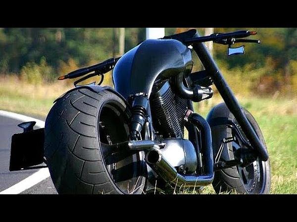 👌 Suzuki VS 1400 Intruder (Boulevard S83) - Кастом 😎!