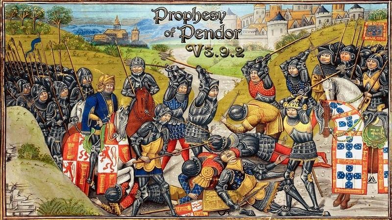 MB Warband PROPHESY OF PENDOR3.9.2 50(В поисках Зулкара)