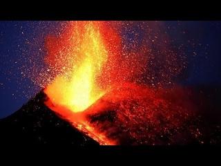 На Сицилии пробудился вулкан Этна