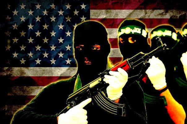 США поддерживает ИГИЛ