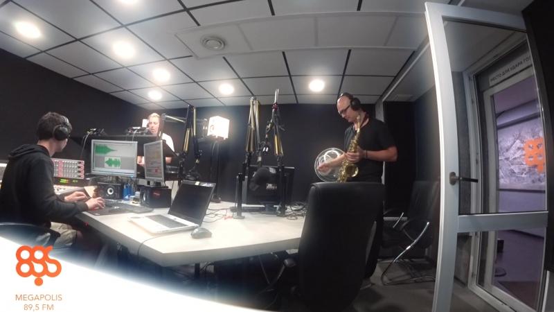 Запись Эфира Радиостанции Megapolis FM Moscow - Саксофонист Syntheticsax