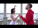 Bachata  Александр Буйняков и Людмила Горкунова  Академия танцев AE DANCE