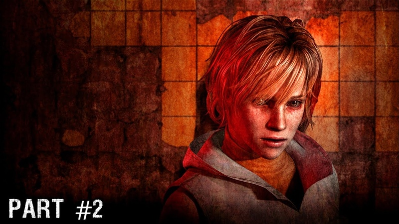 Silent Hill 3 Прохождение на 100 (сложность, загадки - Hard) - Part 2 (PC Rus)