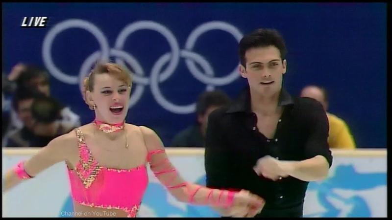 [HD] Fusar-Poli Margaglio - 1998 Nagano Olympics - OD