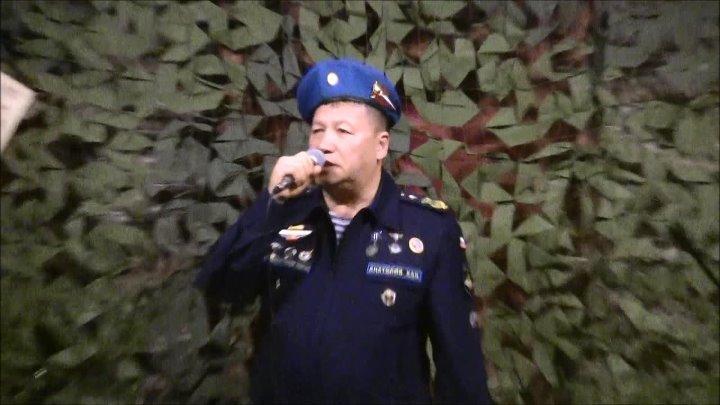 Маргел Хан КОНКУРС ВОЕННОЙ АВТОРСКОЙ ПЕСНИ 14 03 17