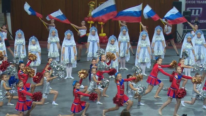 Универсальный спорткомплекс «Подмосковье» отпраздновал 15-летие