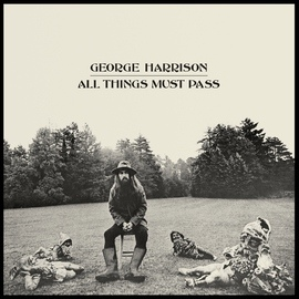 George Harrison альбом All Things Must Pass