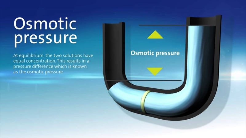 The osmosis principle