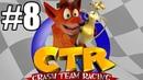 Прохождение Crash Team Racing (PS1) 8 - Citadel City - монетки [UPD]