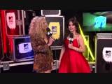 EXCLUSIVE Camila Cabello Interview About Janet Jackson MTV EMAs 2018