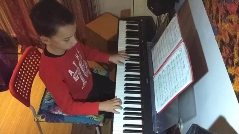 Polyushko Pole piano (ПОЛЮШКО-ПОЛЕ)