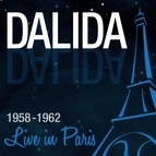 Dalida альбом Live in Paris