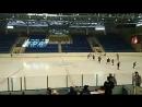 Хоккейный турнир на призы ХК Олимпия матч 3 Лигры 09 Новосибирск Сокол 09 Красноярск