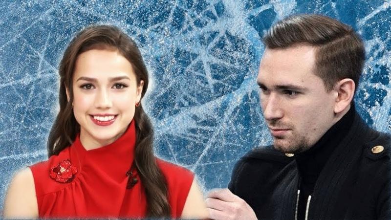 Даниил Глейхенгауз о Загитовой