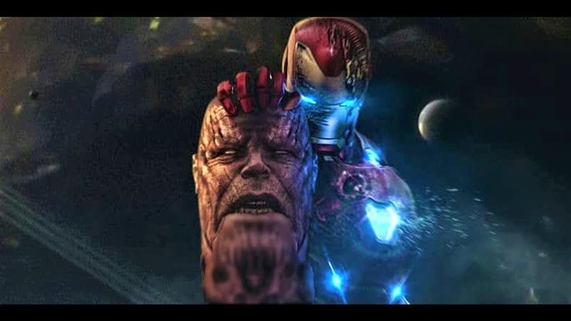 Avengers : ENDGAME「MMV」- Rise