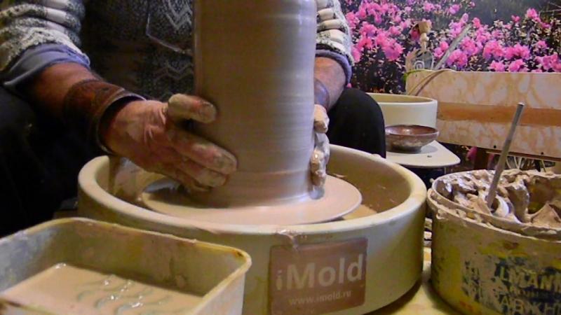Обучение гончарному ремеслу Донецкая Гончарня смотреть онлайн без регистрации