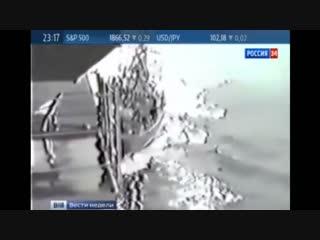Знаменитый морской навал Богдашина. Уникальные кадры 12 февраля 1988 года.