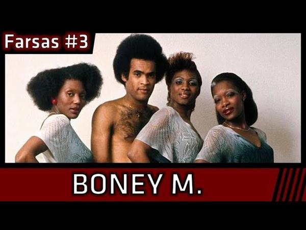 Boney M Bobby Farrell ou Frank Farian - Farsas 3