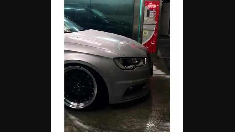 Авто нашего подписчика @ andrewmisura Audi A3 Вам на оценку ❤️ Мир Вам Мост Семья themost od odessa stance стенс бпан