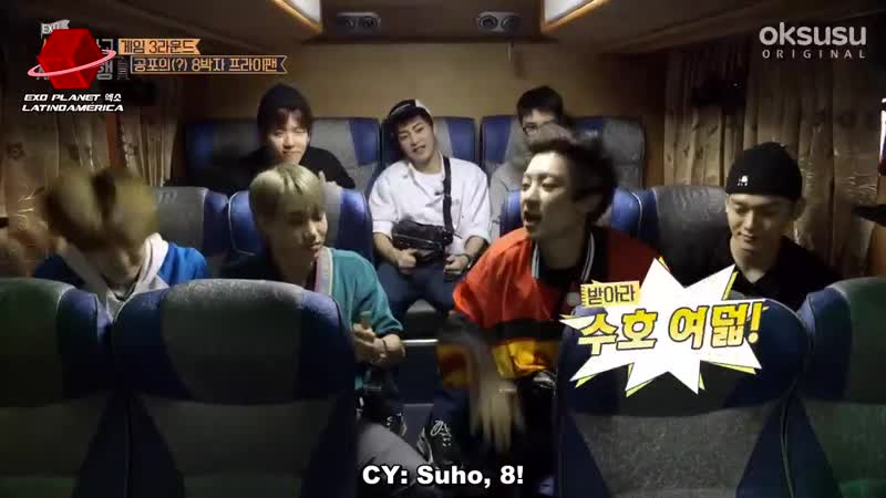 [SUB ESP] Episodio 13 - Travel the World on EXOs Ladder 2