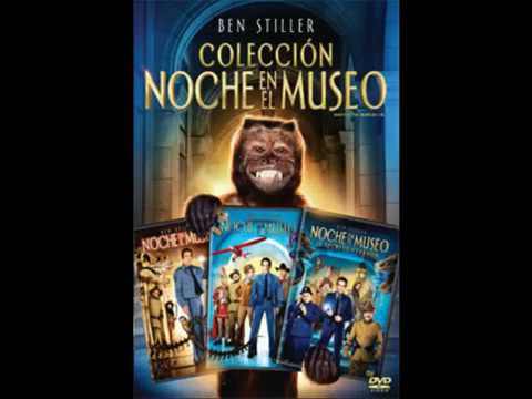 Descargar Una noche en el museo: La Saga (2006-2014) 1080p Trial Latino