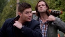 Dean and Sam Winchester in sync