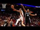 НБА Майами сломили Шпоры