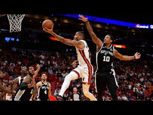 НБА: \Майами\ сломили \Шпоры\