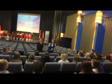 А мы организуем open space на Московском Молодёжном форуме
