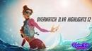 🐷 Хайлайты 12 디바 🐰 Overwatch D.Va Highlights 🐷 118