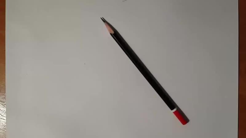Как нарисовать забавную сову простым карандашом поэтапно.mp4