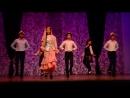 20.09.2018г на сцене КемГУ на б-р Строителей Танец студентов из Киргизии