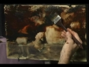 Robert A Johnson Painting the Floral Still Life Disk1 2