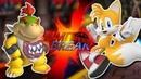 Bowser Jr. VS Tails (Nintendo VS SEGA) | Limit Break: Showdown