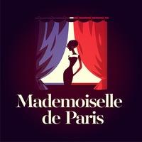 Логотип Mademoiselle de Paris / Уфа