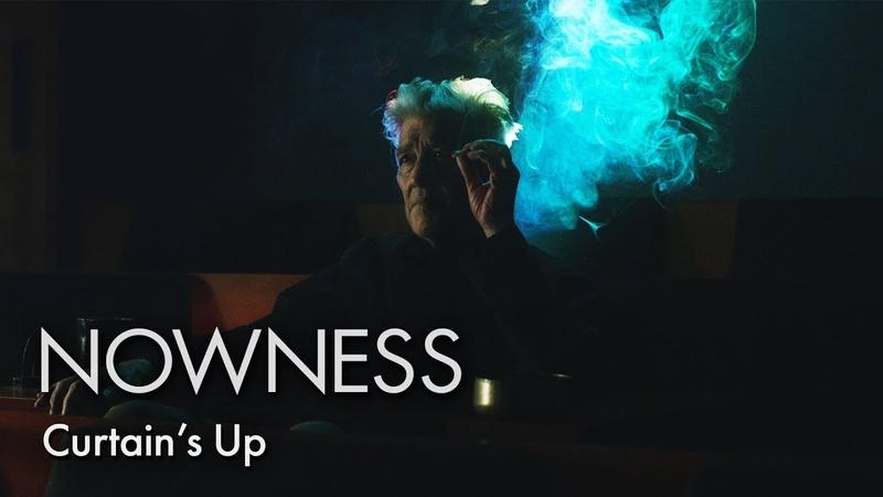 David Lynch in Curtain's Up, from Stella McCartney