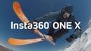 Insta360 ONE X -новая флагман Insta360