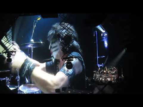 KISS 2 100 000 Years Drum Solo 11 06 2019