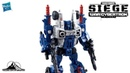 Optibotimus Reviews: Transformers: Siege Deluxe Class COG