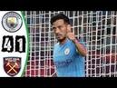 Manchester city vs West Ham 4 1 highlights all goals HD 2019 Premier league Asia Trophy
